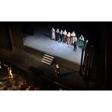 """Abschiedsvorstellung Waldtraud Meier """"Tristan und Isolde"""" (12.07.2015)"""